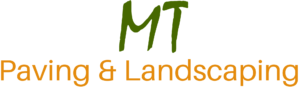 MT Paving and Landscaping logo