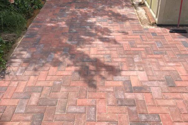 block paving contractors hatfield