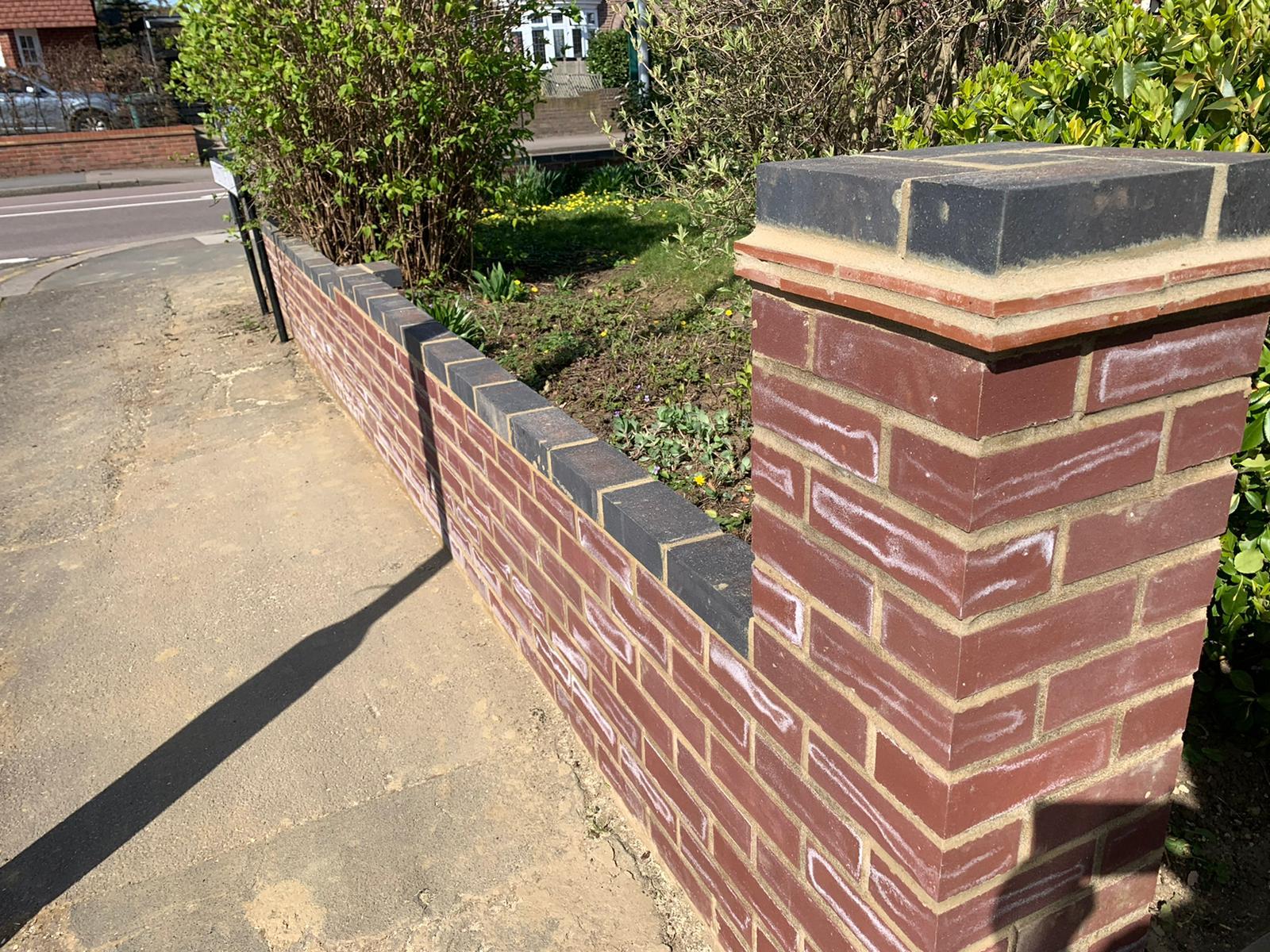 Retaining Walls Harpenden